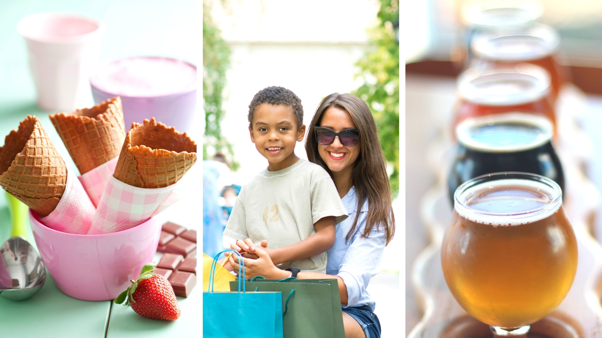 Indulge this Summer on Kiawah Island - Ice Cream, Shopping, Food, and More