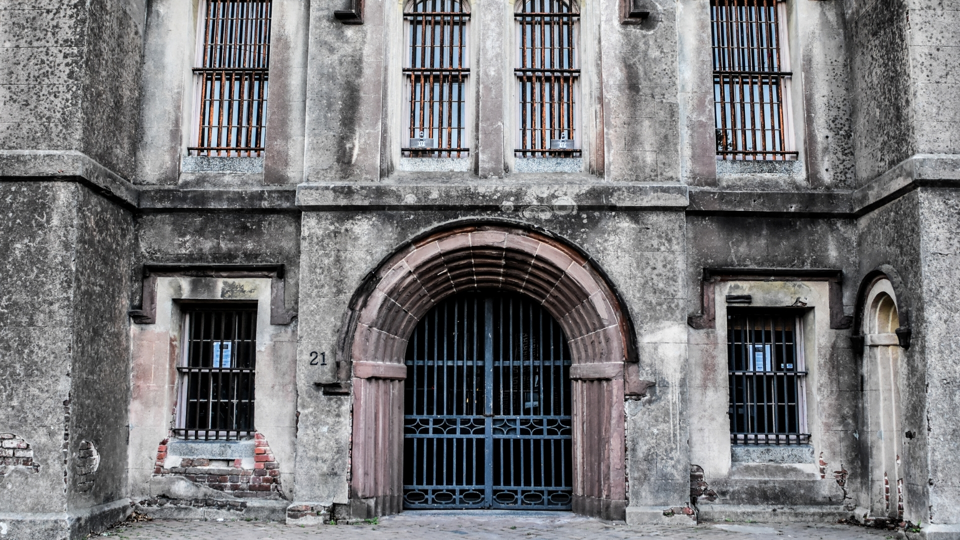 Charleston Ghost Tour of The Old City Jail